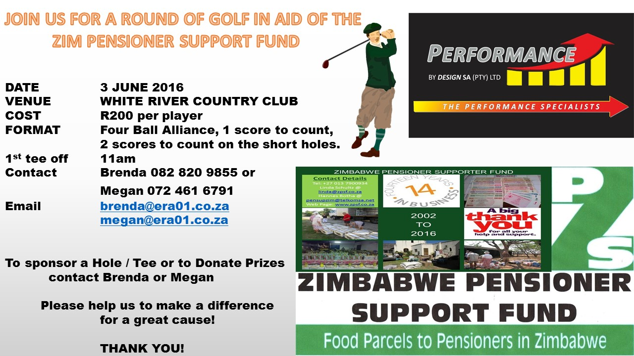 ZIM GOLF DAY FLYER