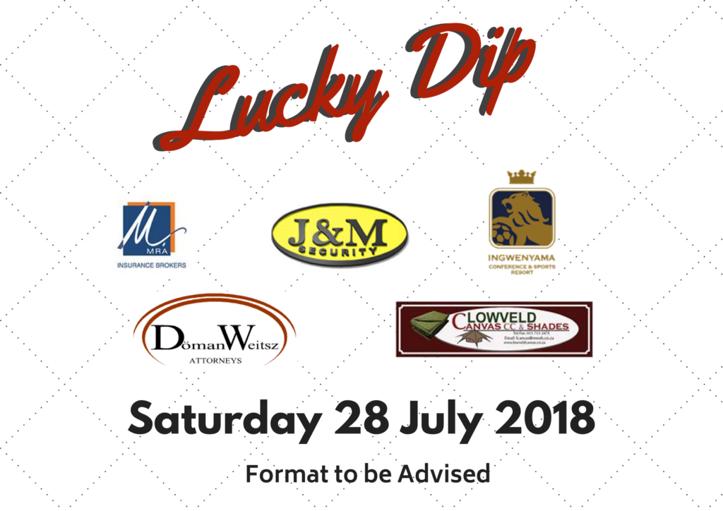 Lucky Dip Competition @ White River Country Club
