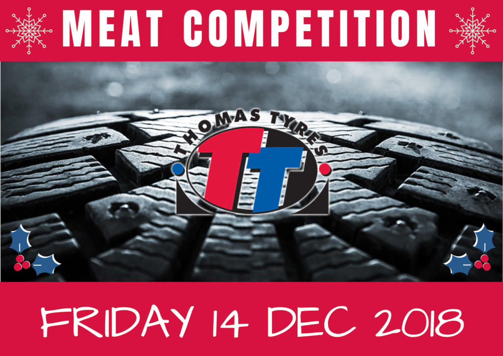 Thomas Tyres Meat Competition