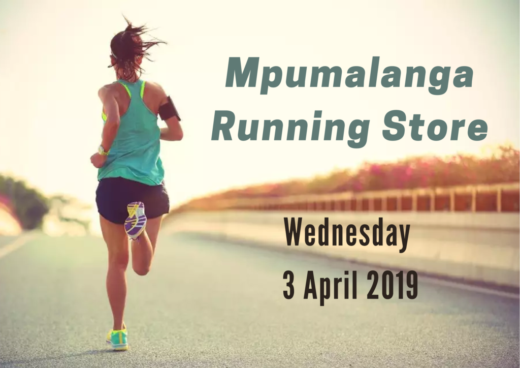 Mpumalanga Running Store Competition