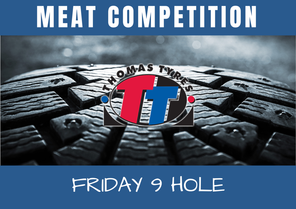 Thomas Tyres Meat Competition @ White River Country Club